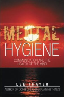 Mental Hygiene - book art