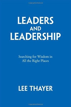 Leaders and Leadership - book cover