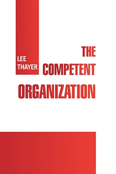 The Competent Organization - book art