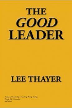 The Good Leader - art